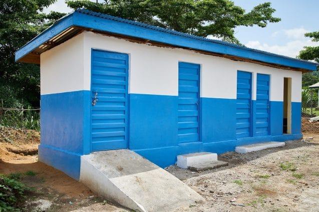 UNICEF | Sierra Leone | WASH Facilities