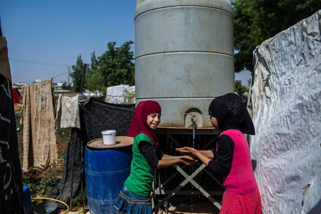 WASH UNICEF IN LEBANON